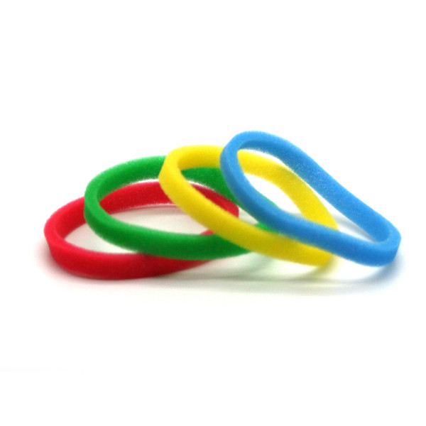 Rings set: colored foam rings FC1800 serie