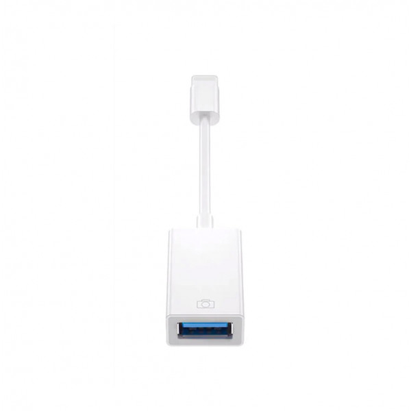 Lighting to USB 3.0 adapter