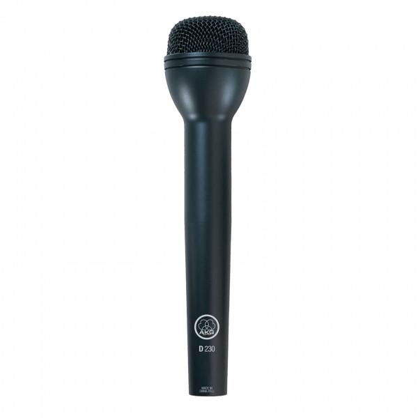 AKG D230 Reporter microphone