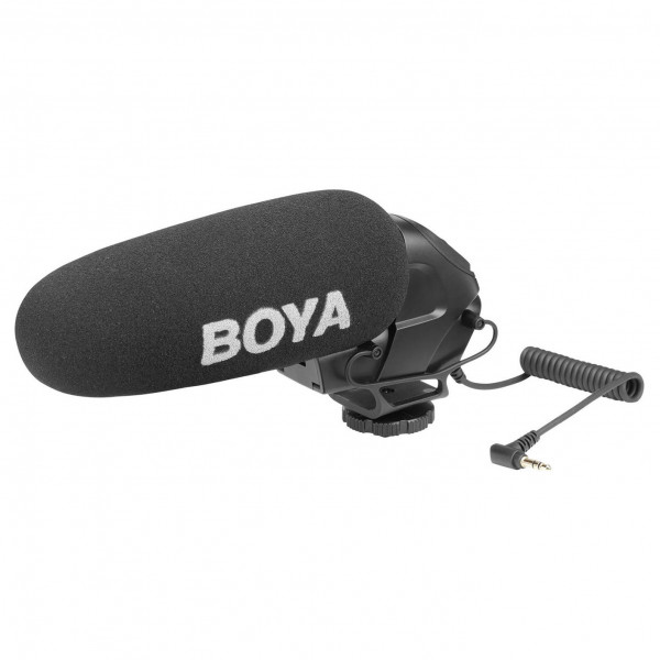 BOYA BY-BM3030 shotgun microphone