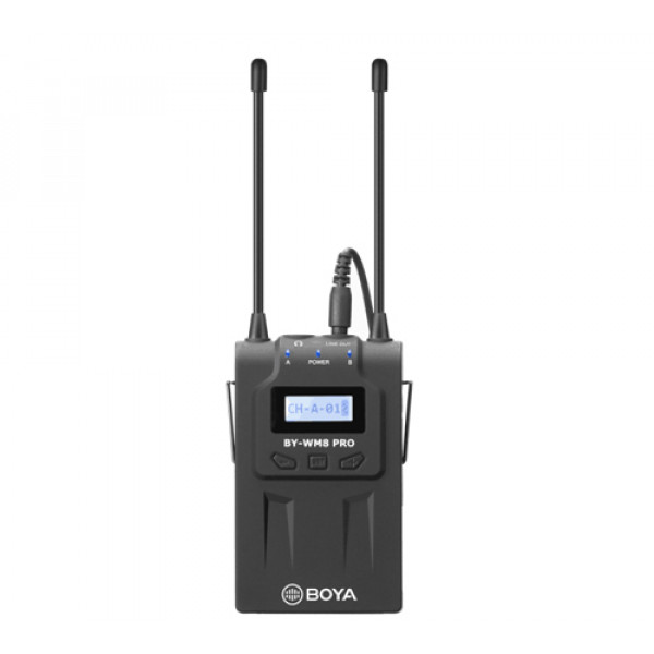 BOYA BY-RX8 PRO Wireless Receiver for BY-WM8 Pro