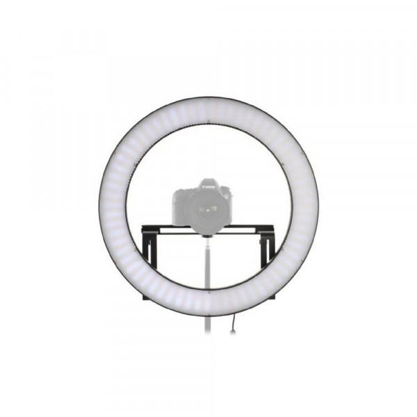 Falcon Eyes Bi-Color LED Ring Light Dimmable DVR-512DVC on 230V