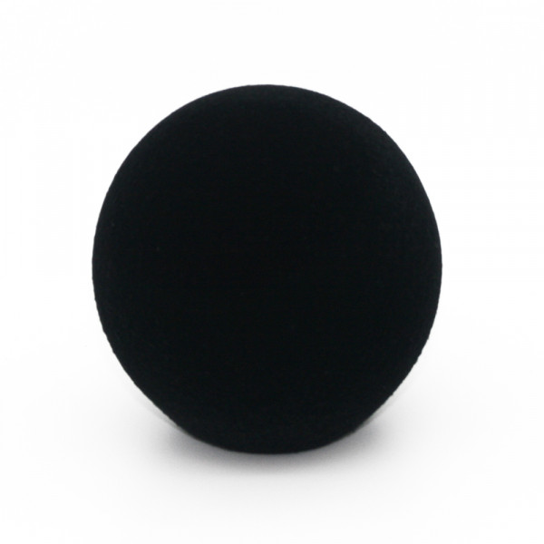 FC1504 zwart geflockt