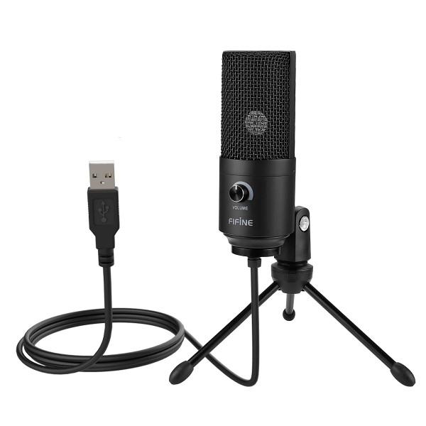 Fifine K669 USB recording microphone