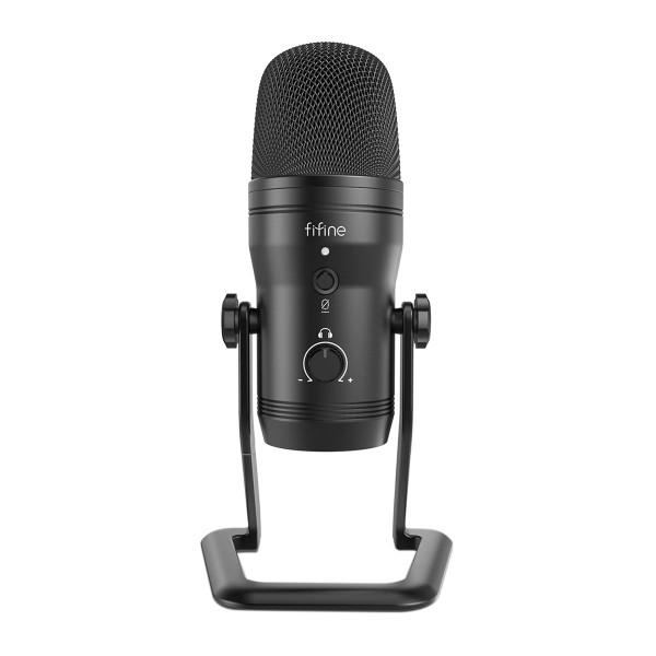 Fifine K690 USB podcast microphone