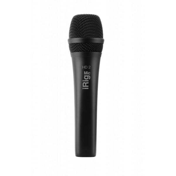 I iRig Mic HD2 digital Microphone for iOS, USB