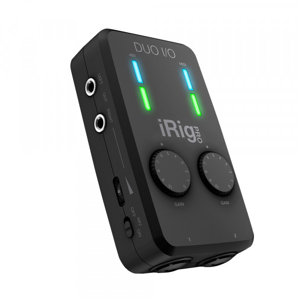 IK iRig Pro Duo I/O mobiele audio interface