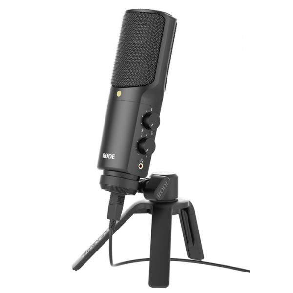 RODE NT-USB studio microphone