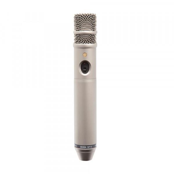 RODE NT3 handheld microphone