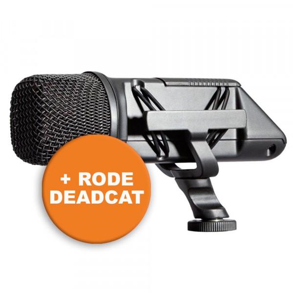 RODE Stereo Videomic Microphone