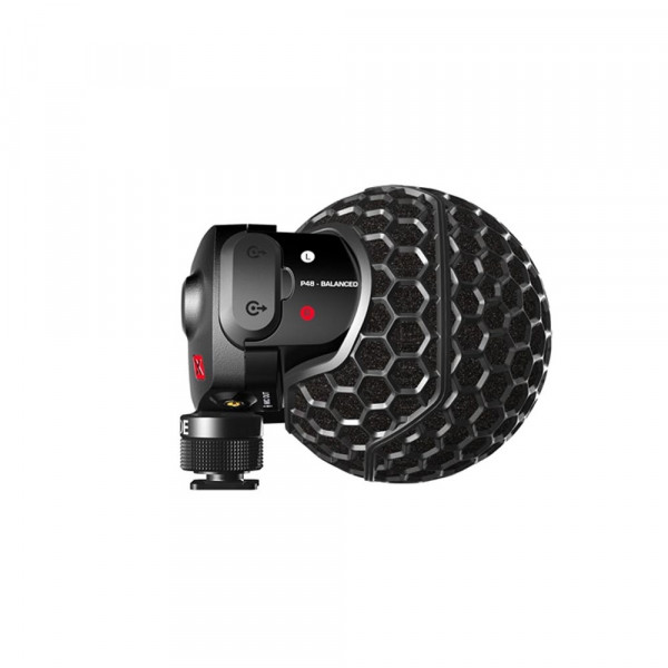 RODE Stereo Videomic X compact videomicrophone