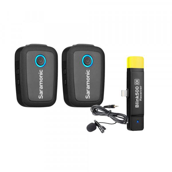 Saramonic Blink 500 B4 (iPhone/iPad with Lightning connector)