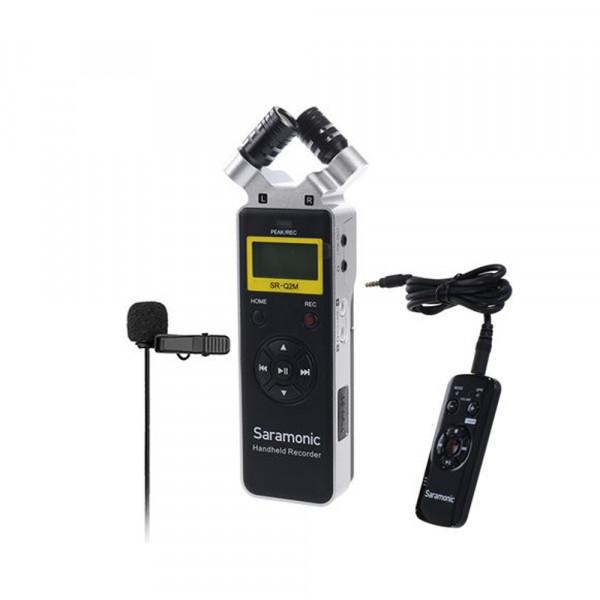 Saramonic Audio Recorder SR-Q2M SET
