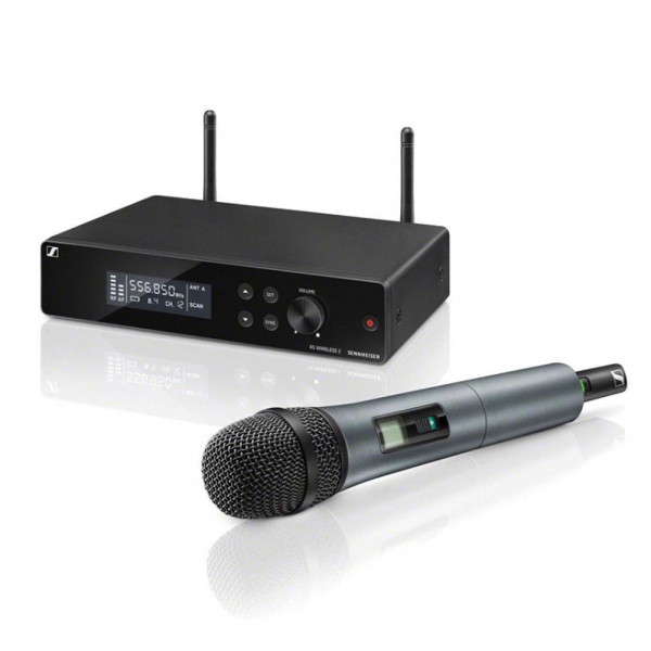 Sennheiser XSW2-865-B wireless microphone set