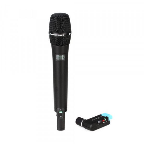 Sennheiser AVX835 wireless handheld microphone set