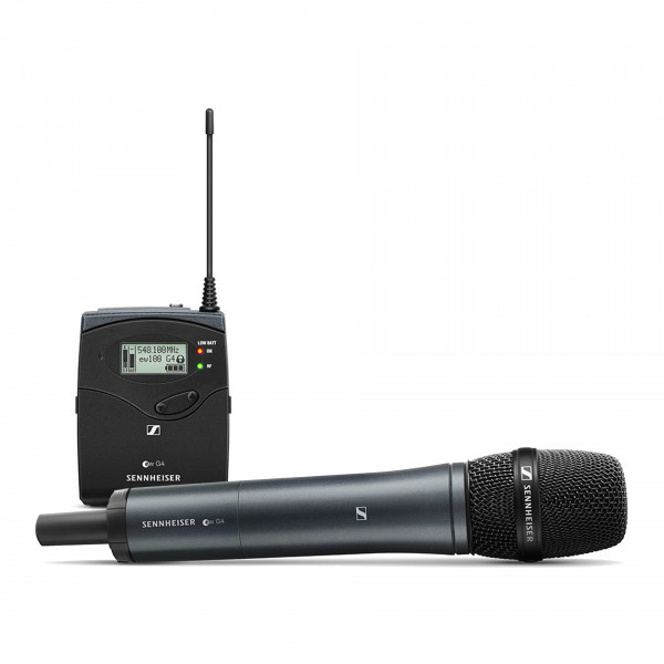 Sennheiser EW135p G4-A ENG wireless camerasystem