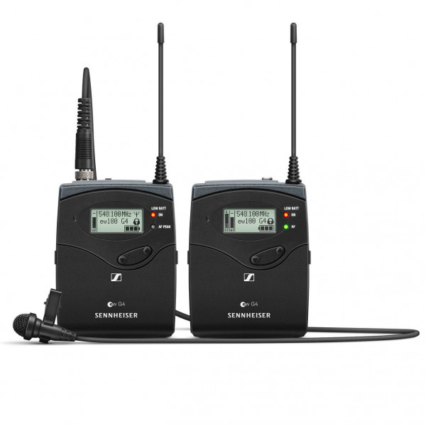 Sennheiser EW112p G4-B wireless cameraset