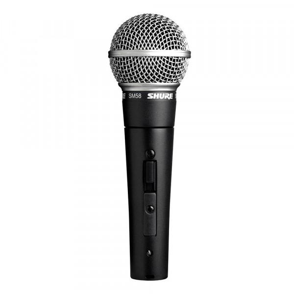 Shure SM58SE vocal microphone