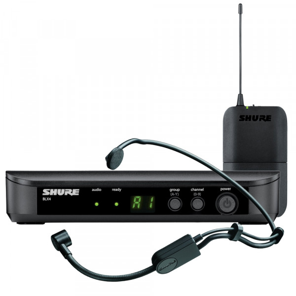 Shure BLX14E/P31-K14 (614-638 MHz) wireless headset