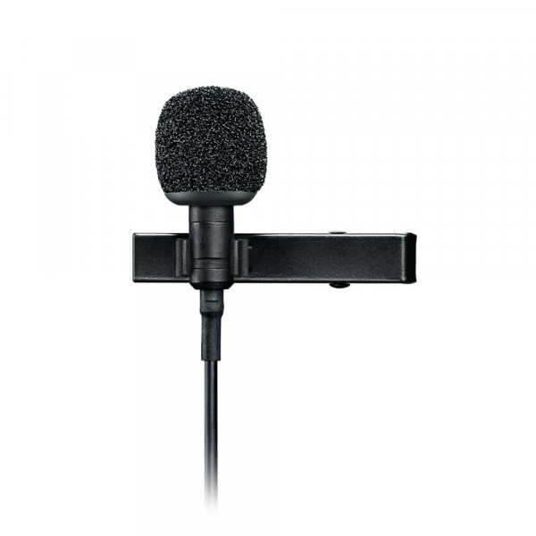 Shure MVL lavalier condensor microphone
