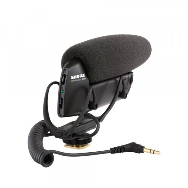 Shure VP83 LensHopper camera condenser microphone