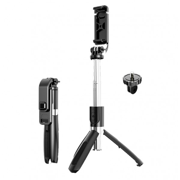 4-in-1 bluetooth Selfiestick / Tripod