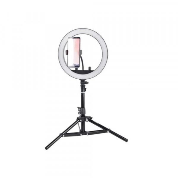 StudioKing Bi-Color LED Ring Lamp Set SKRL10