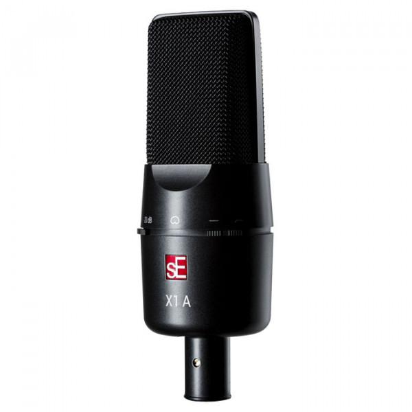SE Electronics X1 A studio condenser microphone