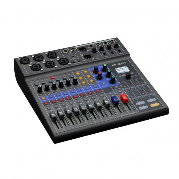 ZOOM Livetrak L-8 digital mixer