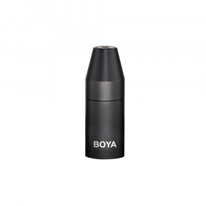 BOYA 35C-XLR TRS to XLR adapter