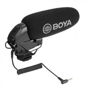 BOYA BY-BM3032 Video Camera Shotgun Microphone