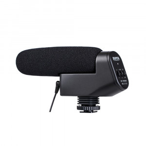 BOYA BY-VM600 shotgun microphone