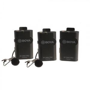 BOYA BY-WM4 Pro-K2 Duo Lavalier  Microphone Wireless