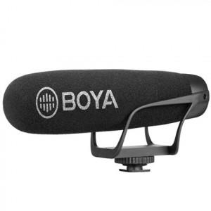 BOYA BY-BM2021 Condenser Shotgun Directional Microphone