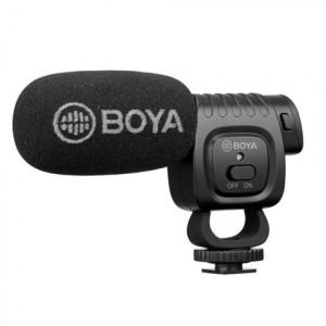 BOYA BY-BM3011 Compact Shotgun Directional Microphone