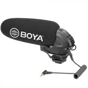 BOYA BY-BM3031 Condenser Shotgun Microphone