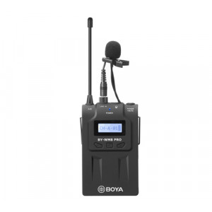 BOYA UHF BY-WM8 Pro-K1 Duo Lavalier Microphone wireless