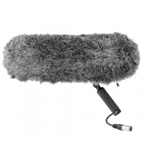 BOYA BY-WS1000 windscreen with Anti Shock microphone mount