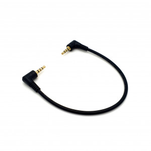 EM-C3 patchcable goldplated (3.5mm TRRS)