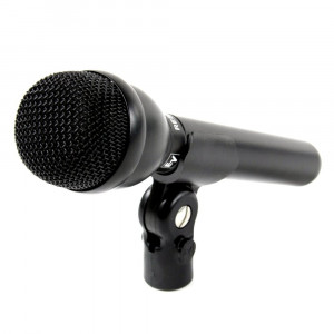 Electro-Voice RE50 N/D B dynamic handheld reporter microphone