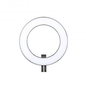 Falcon Eyes DVR-384DVC Bi-Color LED Ring Lamp at 230V - dimmable