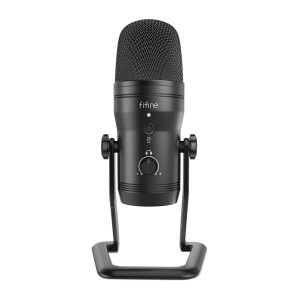 Fifine K690 USB podcast microphone