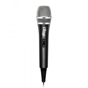 IK iRig Mic, microphone for smartphone / tablet