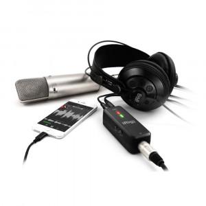 IK iRig Pre HD microphone interface