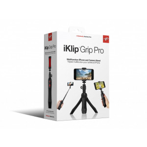 IK iKlip Grip Pro smartphone holder