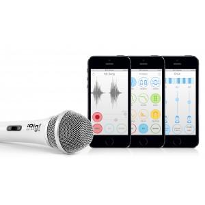 IK iRig Voice Microphone