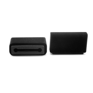 Windshield for iPhone 6, 7, 8 (NOT PLUS) black flocked