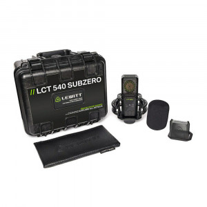Lewitt LCT540 Subzero condenser studio microphone