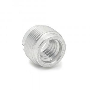 Microfoon schroefdraad adapter