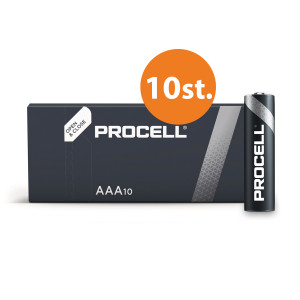 Duracell Industrial AAA Battery (10pcs.)